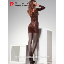 Pierre Cardin Morpheus 15 Den Panty Lycra Con Patternt