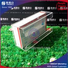 New Creative Design Acrylic Glove Dispenser Box