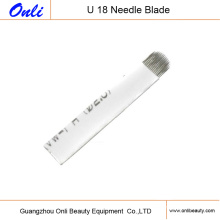 Flex U 18 Klingen Microblading Nadeln Klingen Tattoo Blades