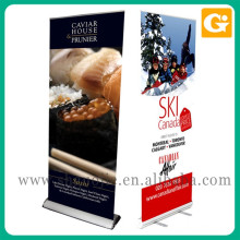 Double Sided Pull Up Banner For Sport Events