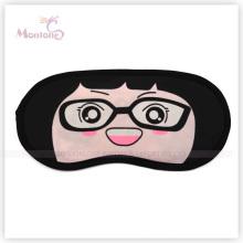 Eyeshade de bande dessinée de 10 * 30cm (matériel de pongé de polyster)