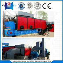 Highly mechanized coal fired hot air furnace for drying machine
