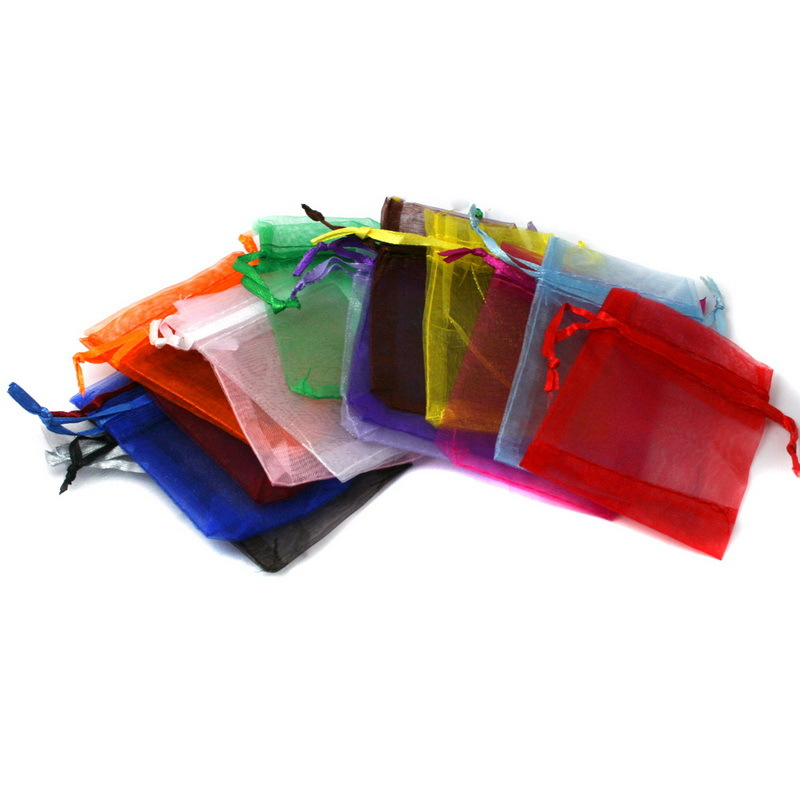Wrapping Jewelry Cheap Organza Bag
