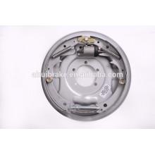 hydraulic drum brake -12 inch hydraulic drum brake for camper trailer(back plate surface treatment:Dacromet)
