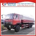 Dongfeng combustible diesel 20ton precio del camión de riego de agua