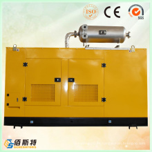 Sistema de generador diesel portátil de la marca de 800kw Yuchai con prueba de sonido