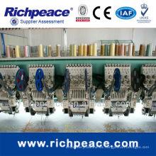 Richpeace computerized máquina plana de bordado