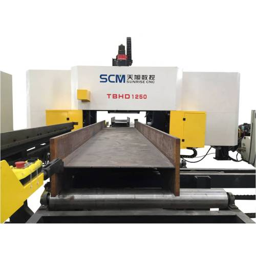 Channel Beam CNC-Bohrmaschine