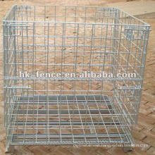 Hot dipped Galvanized Wire Container