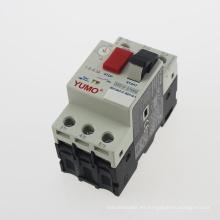 Disyuntor eléctrico trifásico de la protección del motor de la fase del aire Dzs12-07m32 3