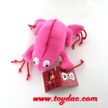 Plush Cartoon Mini Frog