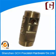 OEM CNC Machined Válvulas Hidráulicas Part Machining
