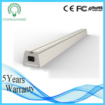 IP65 Pendent 110lm/W Outdoor Lighting LED Linear High Bay Light