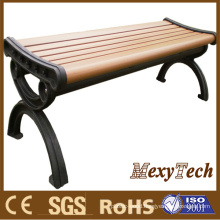 2015 New Outdoor Street Wooden Long Bench Chair, WPC Composite Process