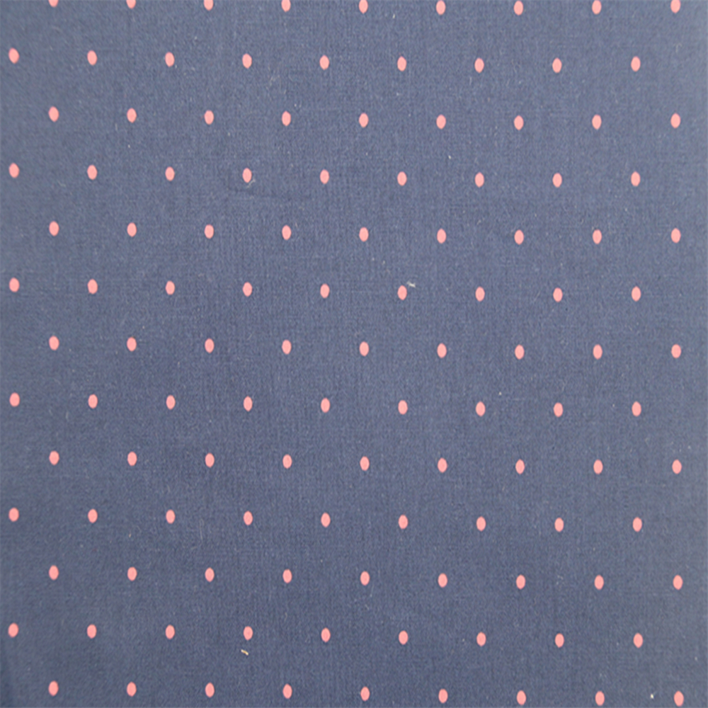 Poplin with Small Dots