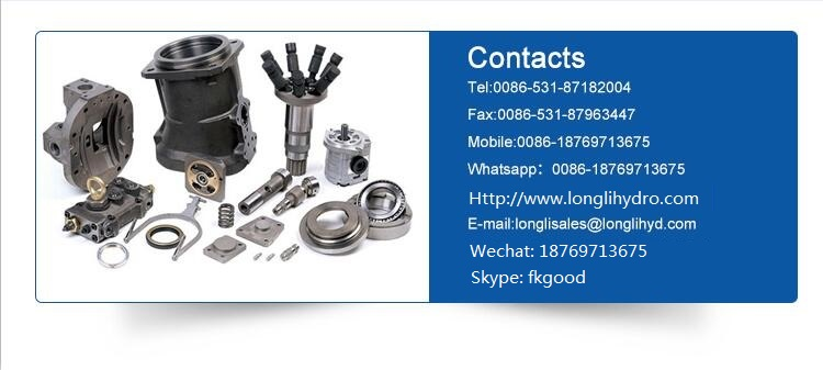 High Quality Hydraulic Cartridge Non-Return Valve Types