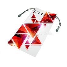 Многофункциональный складной футляр для хранения очков,мягкий очешник,набивным рисунком сумки