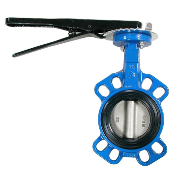 DIN Wafer Butterfly Valve PN16
