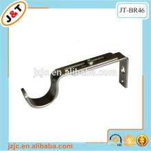 Extensión ajustable barra de cortina soporte de metal de hierro