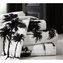 Hot sale Coconut Tree Jacquard bath towel BtT-015 wholesale
