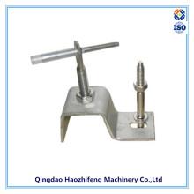 Sheet Metal Stamping Stainless Steel Bracket for Stone Cladding