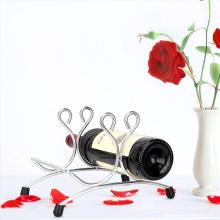 Porta-garrafas de vinho 2020 Suporte para vinho em aço inoxidável