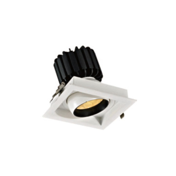 Technologie d'éclairage à intensité variable Downlight LED 30W