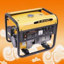 Aprovação GS 1.1kW máx. Power petrol generator_luxury type_ # WH1500-H