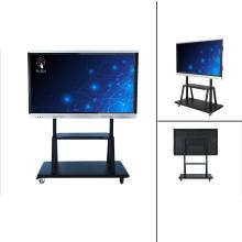 TV LCD inteligente de 70 polegadas com suporte móvel