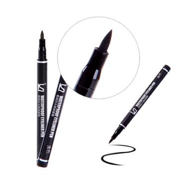 Black Waterproof Liquid Eyeliner (EYE-01)