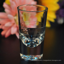 3 Oz Tall Shot Glass with Heavy Bottom