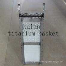 Titanium Mesh / Titanium Anode Mesh for chemical industry / environmental industry / electroplating industry / battery industry