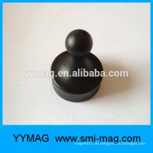 12x20 / 19x25 Farben kunststoffbeschichteter Magnetstift