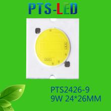 9W/12W AC COB LED alta qualidade 110V 220V