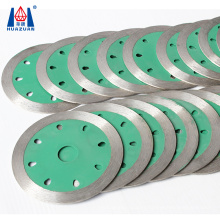 Continuous Rim Diamond Saw Blade for Wet Cutting Stone