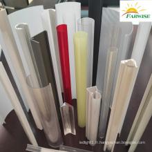 réflecteur acrylique anti-éblouissant pour bande lumineuse led