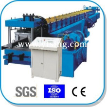 Passed CE and ISO YTSING-YD-6640 PLC Control Z Purlin Roll Forming Machine
