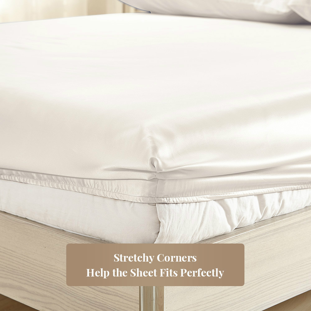 QUEEN FITTED SHEETS