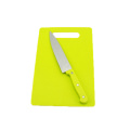 Green Rectangle PP Board ohne Messer