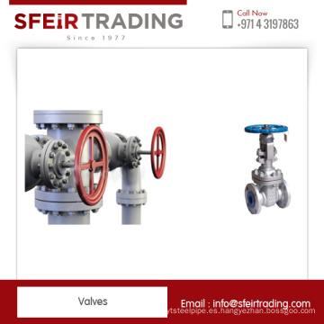 Válvula de baja presión de hierro fundido de la mejor calidad al precio de mercado más bajo