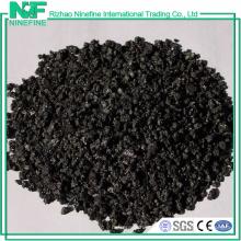 Precio caliente del coque de petróleo del grafito del alto carbono de la venta de Ninefine