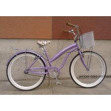 Ladys 26 Inch Ladys′ Beach Cruiser Bike