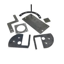 Custom Fabrication Sheet Metal Part Laser Cutting Welding Stamping Sheet Metal Parts
