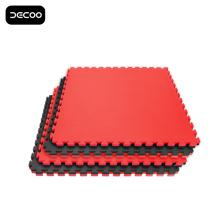 Esteira preta vermelha de Tatami do judo EVA da cor 3.0cm