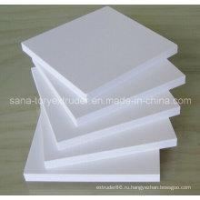 Лист доски пластичной пены PVC для выставочных стендов