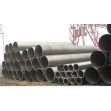 Ölrissiges Stahlrohr