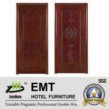 Portas de madeira de quarto de hotel de luxo (EMT - TB08, EMT-TB09)