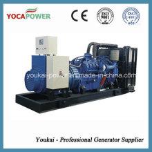 Gerador diesel elétrico à prova de som Geração de energia Mtu Engine