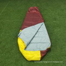 OEM Logo Mummy Sleepingbags Schlafsack Extra Kalt Sleeping Bag Tail Shark Sleepingbag
