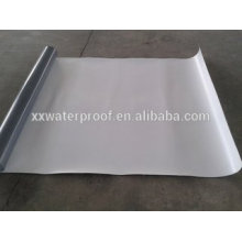 Environmental TPO membrane for waterproofing